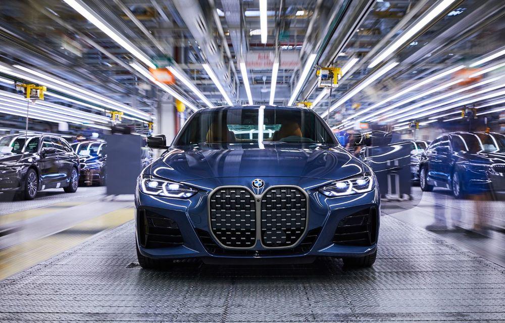BMW a început producția modelelor Seria 4, Seria 5 facelift și Seria 6 GT facelift la uzina din Dingolfing - Poza 54