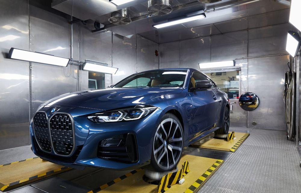 BMW a început producția modelelor Seria 4, Seria 5 facelift și Seria 6 GT facelift la uzina din Dingolfing - Poza 5