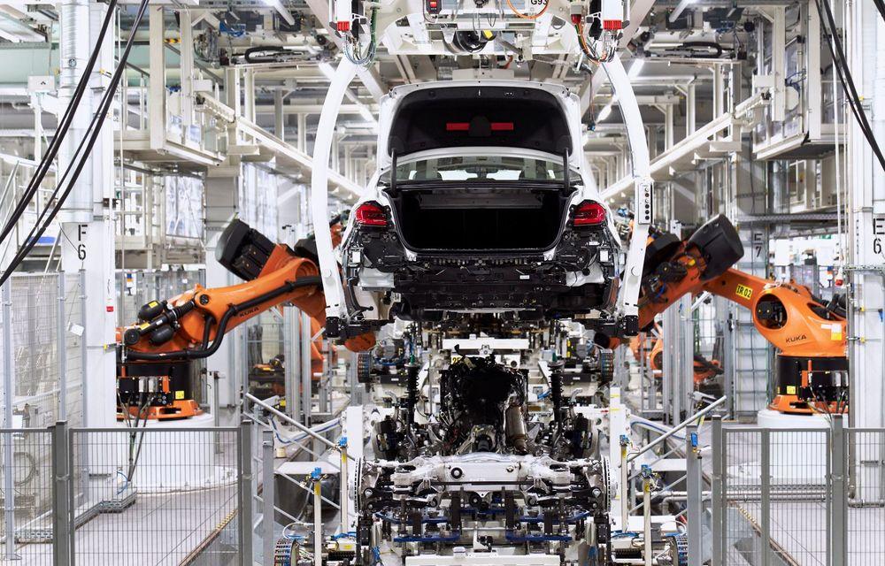 BMW a început producția modelelor Seria 4, Seria 5 facelift și Seria 6 GT facelift la uzina din Dingolfing - Poza 35