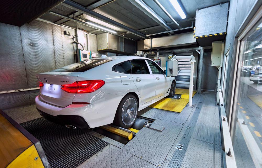 BMW a început producția modelelor Seria 4, Seria 5 facelift și Seria 6 GT facelift la uzina din Dingolfing - Poza 47