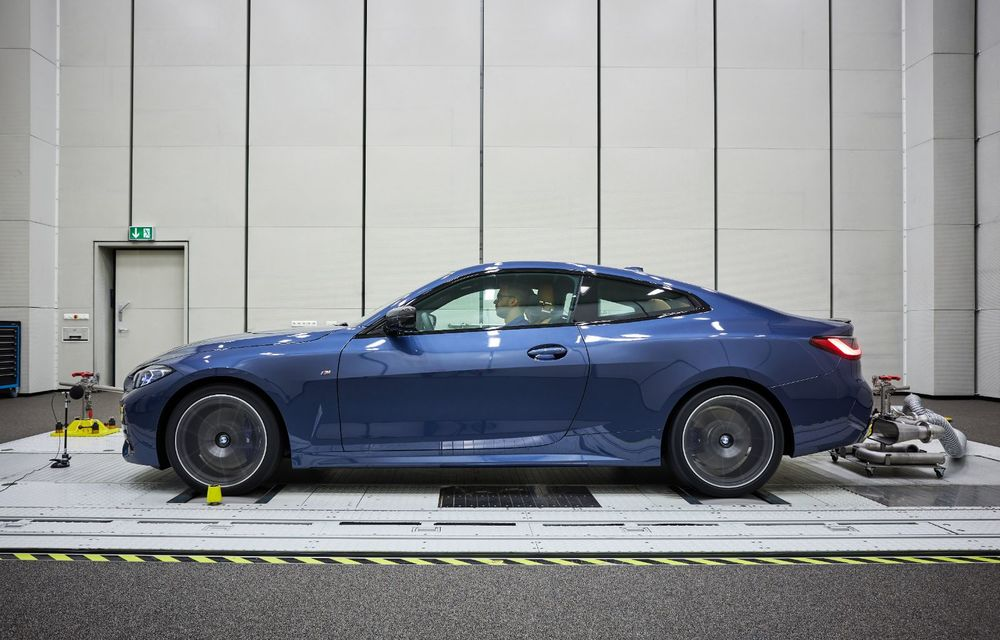 BMW a început producția modelelor Seria 4, Seria 5 facelift și Seria 6 GT facelift la uzina din Dingolfing - Poza 4