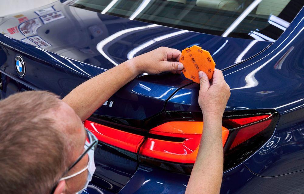 BMW a început producția modelelor Seria 4, Seria 5 facelift și Seria 6 GT facelift la uzina din Dingolfing - Poza 29