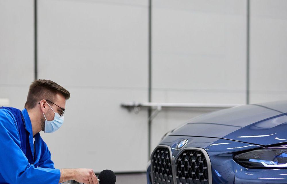 BMW a început producția modelelor Seria 4, Seria 5 facelift și Seria 6 GT facelift la uzina din Dingolfing - Poza 3