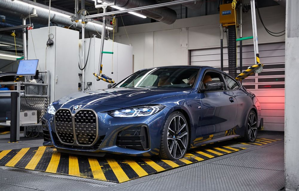 BMW a început producția modelelor Seria 4, Seria 5 facelift și Seria 6 GT facelift la uzina din Dingolfing - Poza 14