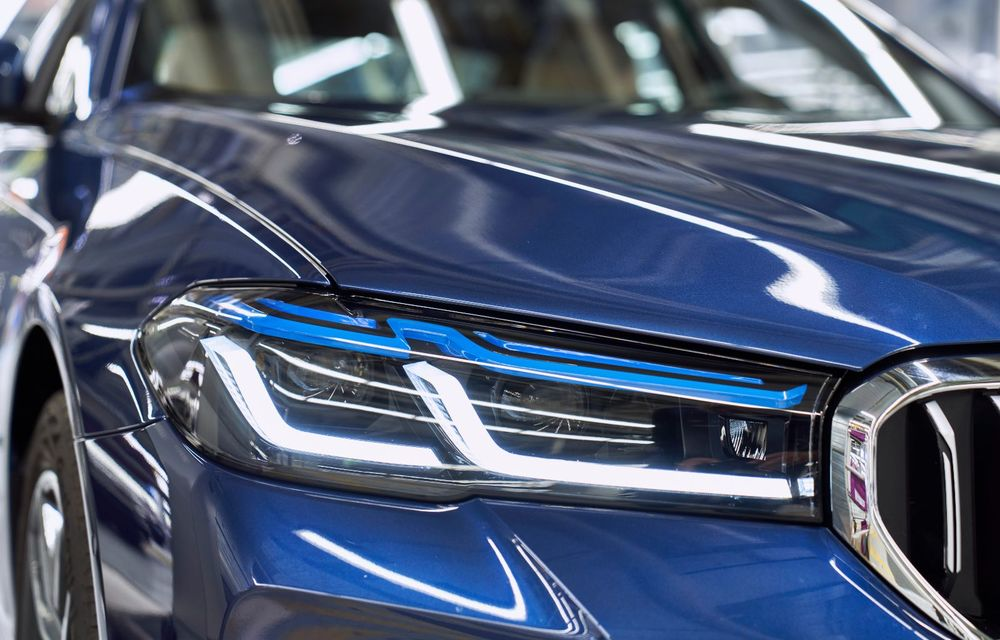 BMW a început producția modelelor Seria 4, Seria 5 facelift și Seria 6 GT facelift la uzina din Dingolfing - Poza 34