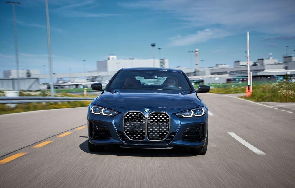 BMW a început producția modelelor Seria 4, Seria 5 facelift și Seria 6 GT facelift la uzina din Dingolfing - Poza 19