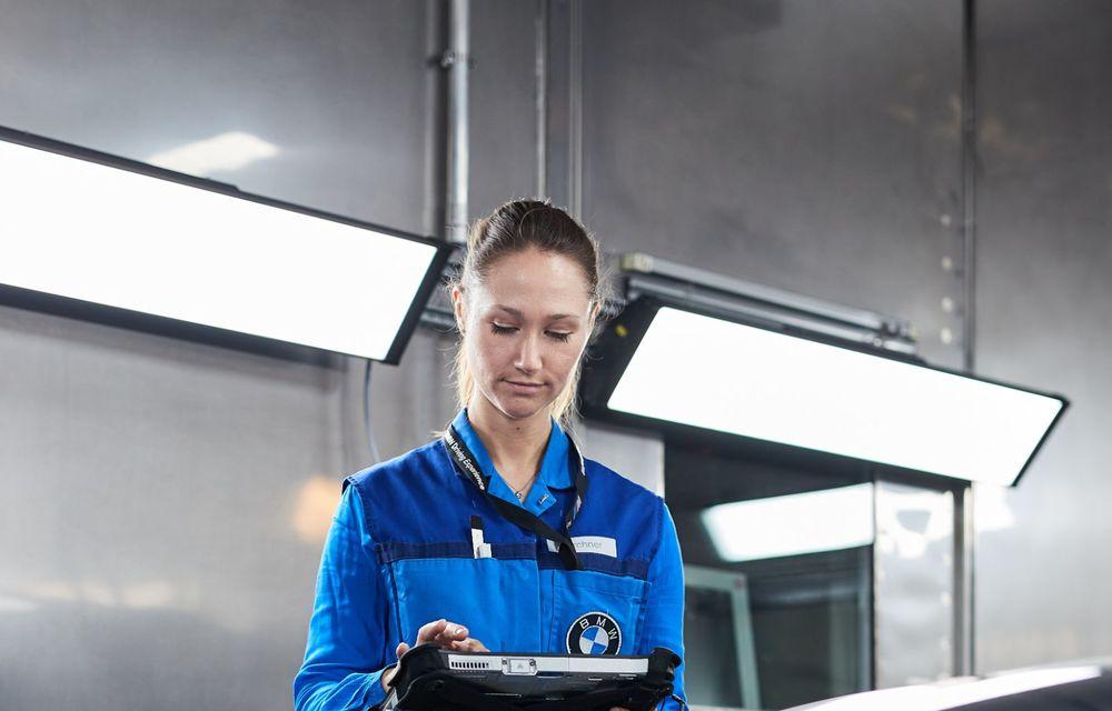 BMW a început producția modelelor Seria 4, Seria 5 facelift și Seria 6 GT facelift la uzina din Dingolfing - Poza 6