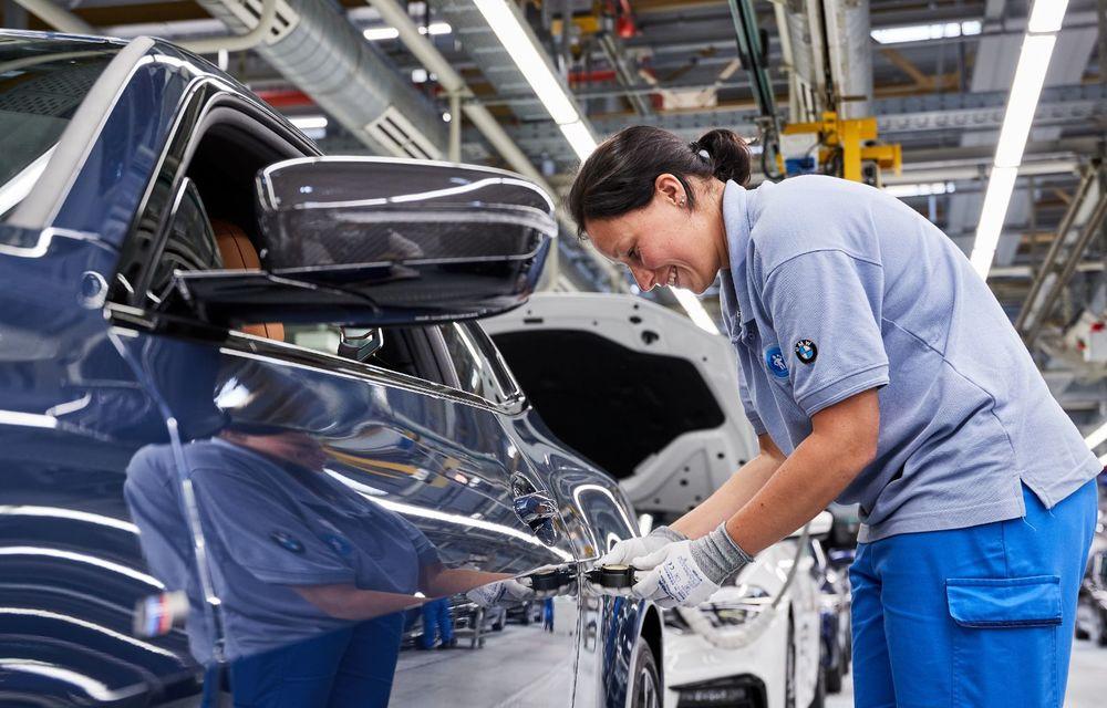 BMW a început producția modelelor Seria 4, Seria 5 facelift și Seria 6 GT facelift la uzina din Dingolfing - Poza 16