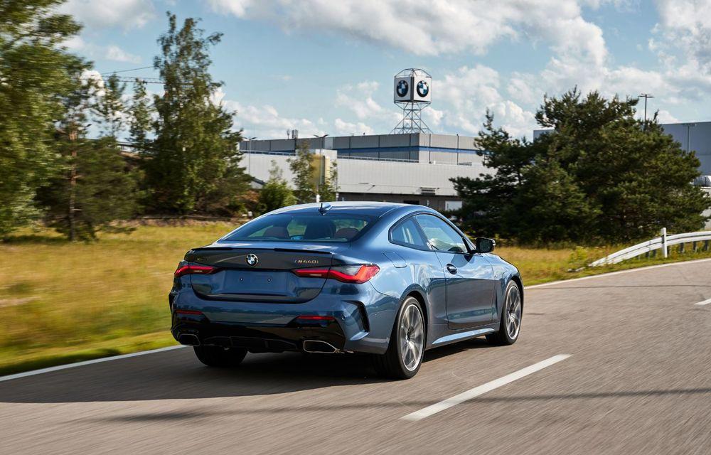 BMW a început producția modelelor Seria 4, Seria 5 facelift și Seria 6 GT facelift la uzina din Dingolfing - Poza 24