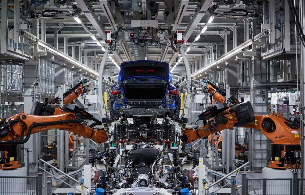 BMW a început producția modelelor Seria 4, Seria 5 facelift și Seria 6 GT facelift la uzina din Dingolfing - Poza 12