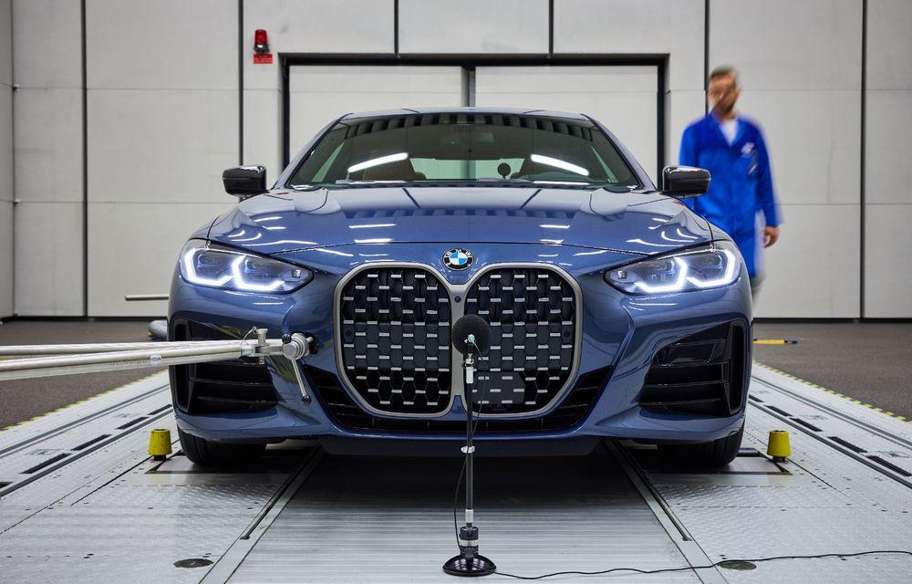 BMW a început producția modelelor Seria 4, Seria 5 facelift și Seria 6 GT facelift la uzina din Dingolfing - Poza 2
