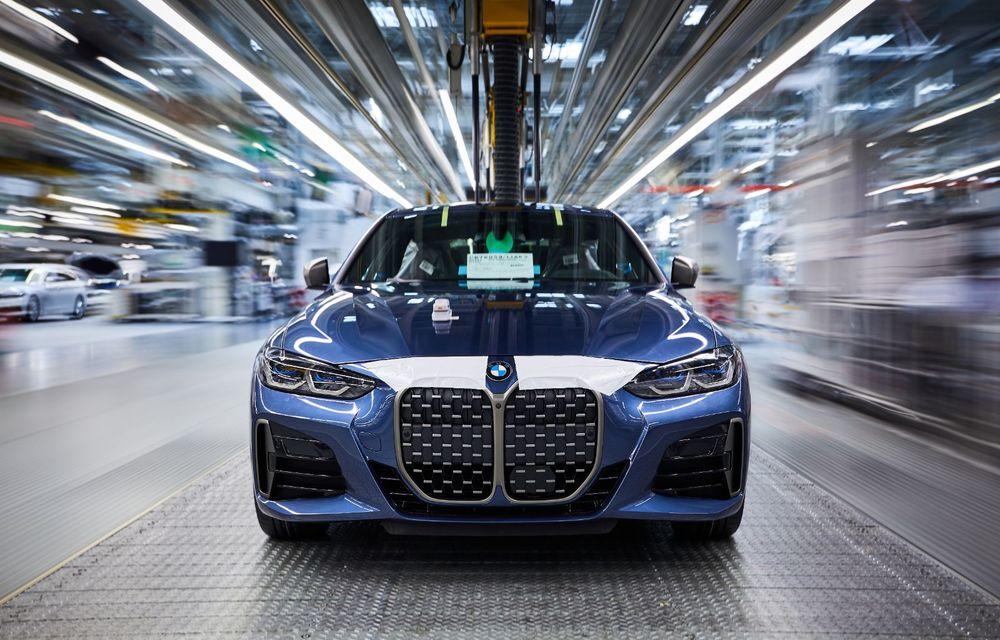 BMW a început producția modelelor Seria 4, Seria 5 facelift și Seria 6 GT facelift la uzina din Dingolfing - Poza 17