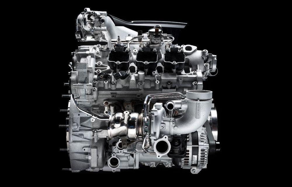 Primele informații despre noul motor V6 dezvoltat de Maserati: 630 de cai putere și 730 Nm - Poza 3
