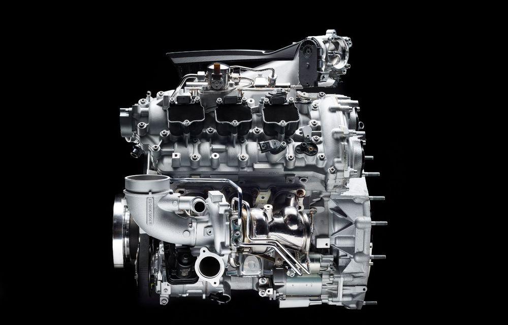 Primele informații despre noul motor V6 dezvoltat de Maserati: 630 de cai putere și 730 Nm - Poza 2