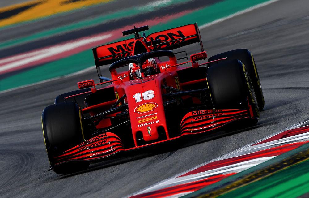 """Ferrari admite că nu are cel mai rapid monopost: Scuderia pregătește îmbunătățiri aerodinamice """"semnificative"""" în a treia cursă a sezonului - Poza 1"""