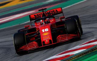 Ferrari admite că nu are cel mai rapid monopost: Scuderia pregătește îmbunătățiri aerodinamice