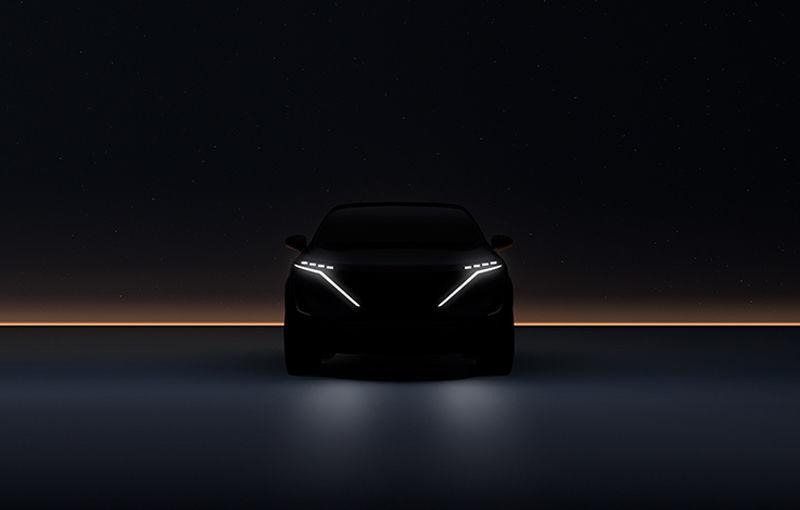 Update: Un nou teaser video dedicat SUV-ului electric Nissan Ariya: prezentarea oficială are loc în 15 iulie - Poza 1