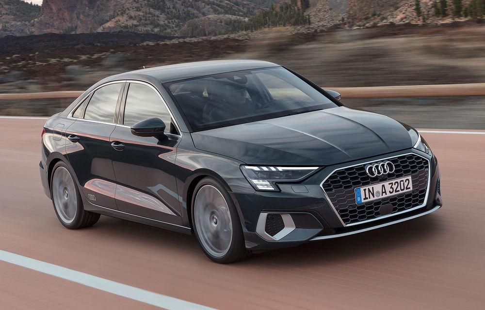 Prețuri pentru noua generație Audi A3 Sedan: start de la peste 28.600 de euro - Poza 1