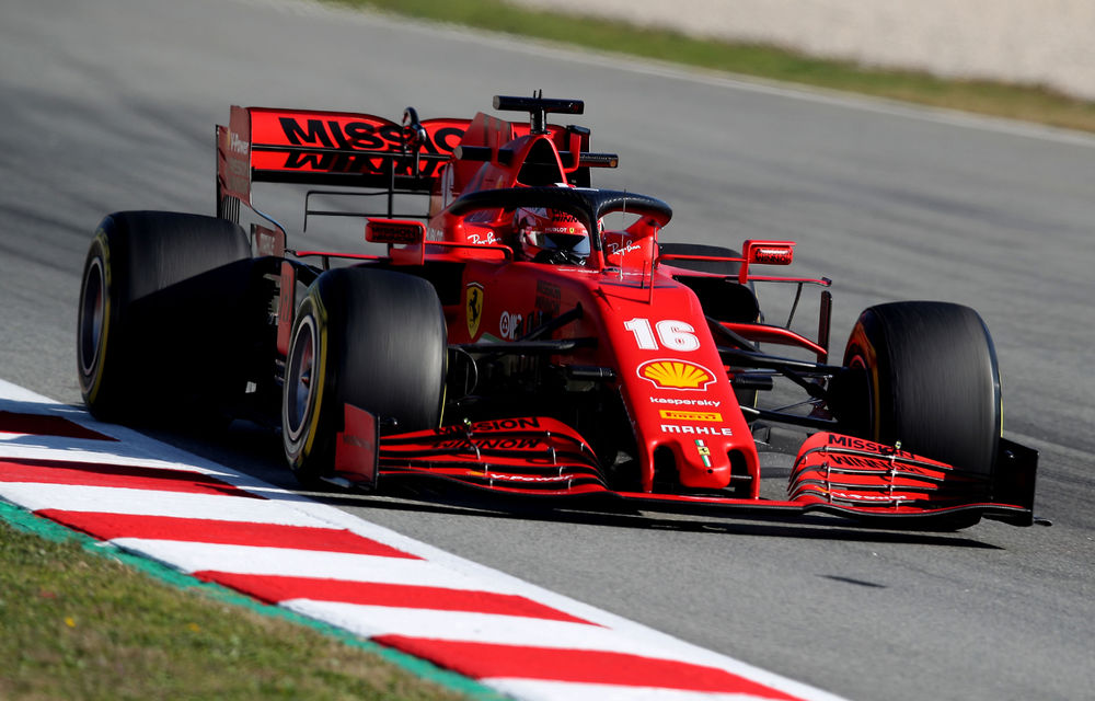 Avancronica Marelui Premiu al Austriei: Ferrari, singura echipă de top fără update-uri - Poza 1