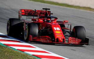 Avancronica Marelui Premiu al Austriei: Ferrari, singura echipă de top fără update-uri