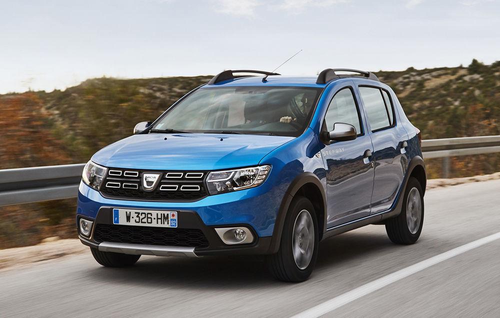 Dacia Sandero rămâne în preferințele spaniolilor: locul 3 la înmatriculările pe luna iunie și locul doi în primele șase luni ale anului - Poza 1