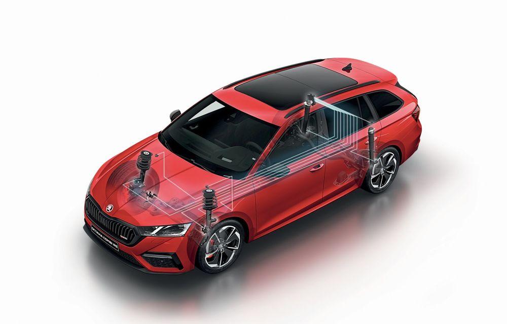 Skoda lansează versiuni noi pentru Octavia RS: motor diesel de 200 CP și versiune pe benzină cu 245 CP - Poza 10
