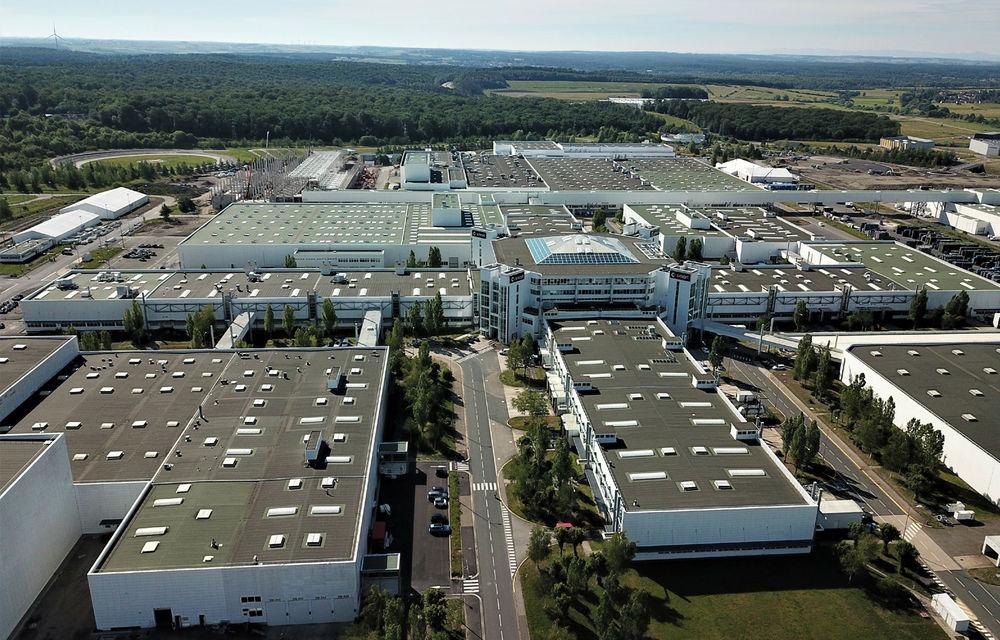 """Mercedes-Benz vrea să vândă uzina din Franța unde produce Smart: """"Modelele vor continua să fie produse în același loc"""" - Poza 1"""