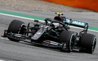 Bottas va pleca din pole position în cursa de Formula 1 din Austria! Hamilton, învins de finlandez cu numai 0.012 secunde