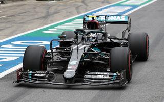 Bottas a câștigat cursa de Formula 1 din Austria! Leclerc si Norris, pe podium după un final cu peripeții și o penalizare pentru Hamilton