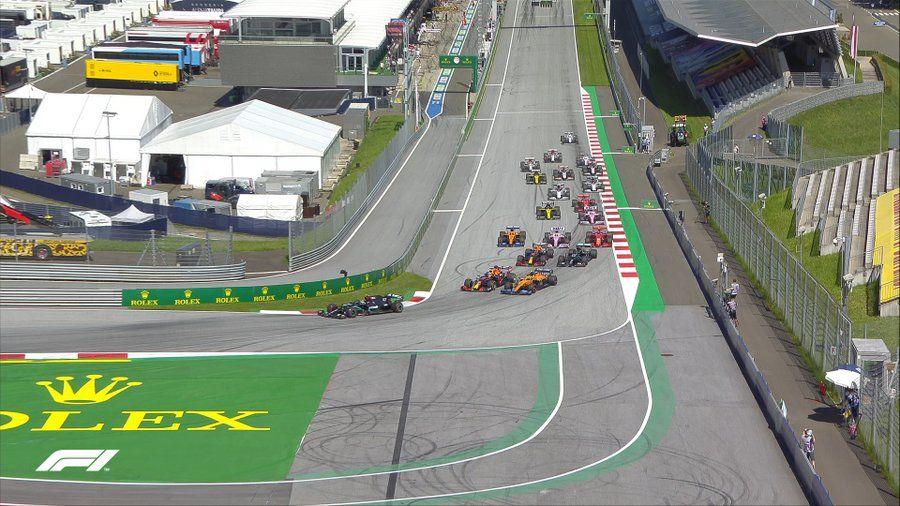 Bottas a câștigat cursa de Formula 1 din Austria! Leclerc si Norris, pe podium după un final cu peripeții și o penalizare pentru Hamilton - Poza 6