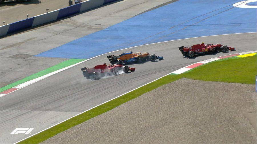 Bottas a câștigat cursa de Formula 1 din Austria! Leclerc si Norris, pe podium după un final cu peripeții și o penalizare pentru Hamilton - Poza 4