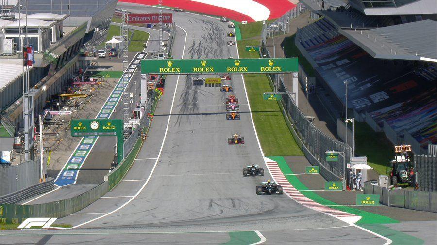 Bottas a câștigat cursa de Formula 1 din Austria! Leclerc si Norris, pe podium după un final cu peripeții și o penalizare pentru Hamilton - Poza 5