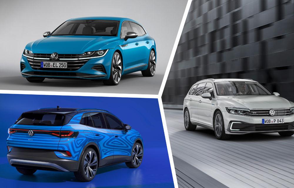 Producția lui Volkswagen ID.4 va începe în Germania în 2022: SUV-ul electric, fabricat la Emden alături de Passat și Arteon - Poza 2