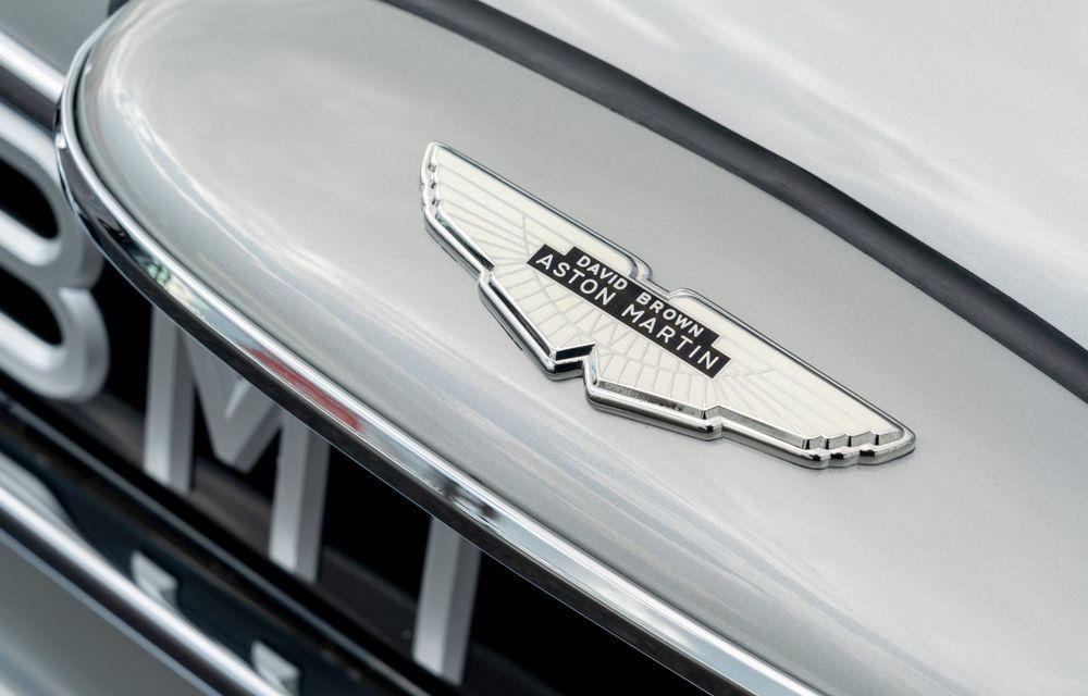 Aston Martin a produs primul exemplar din seria DB5 Goldfinger Continuation: ediția va fi limitată la 25 de unități și are un preț de peste 3 milioane de euro - Poza 25
