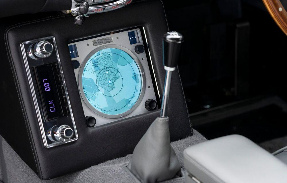 Aston Martin a produs primul exemplar din seria DB5 Goldfinger Continuation: ediția va fi limitată la 25 de unități și are un preț de peste 3 milioane de euro - Poza 31