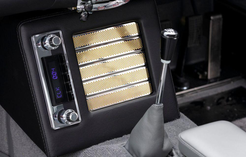 Aston Martin a produs primul exemplar din seria DB5 Goldfinger Continuation: ediția va fi limitată la 25 de unități și are un preț de peste 3 milioane de euro - Poza 30