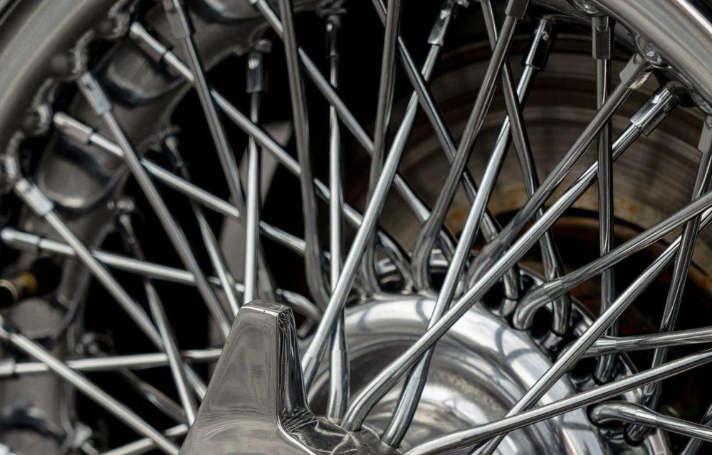 Aston Martin a produs primul exemplar din seria DB5 Goldfinger Continuation: ediția va fi limitată la 25 de unități și are un preț de peste 3 milioane de euro - Poza 28
