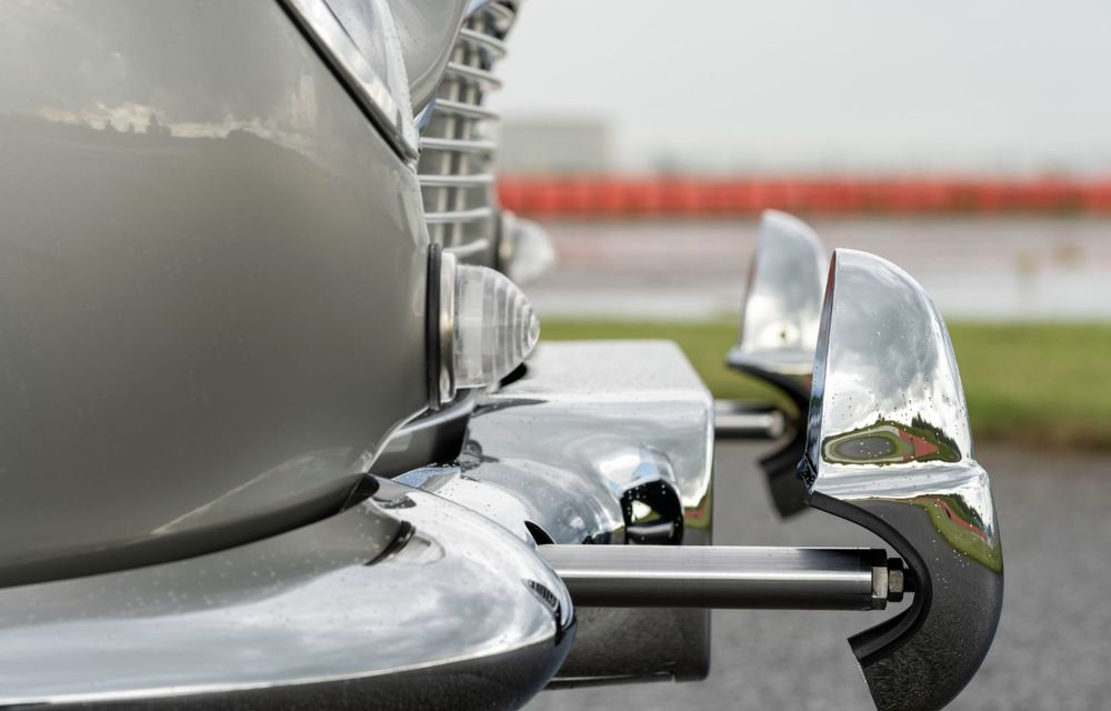 Aston Martin a produs primul exemplar din seria DB5 Goldfinger Continuation: ediția va fi limitată la 25 de unități și are un preț de peste 3 milioane de euro - Poza 22