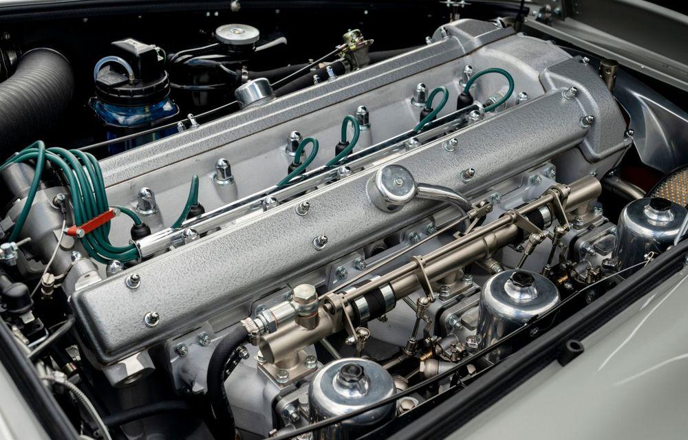 Aston Martin a produs primul exemplar din seria DB5 Goldfinger Continuation: ediția va fi limitată la 25 de unități și are un preț de peste 3 milioane de euro - Poza 27