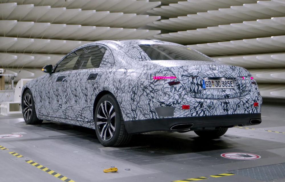Informații despre noua generație Mercedes-Benz Clasa S: versiune plug-in hybrid cu autonomie electrică de circa 100 de kilometri și Head-up Display cu realitate augmentată - Poza 2