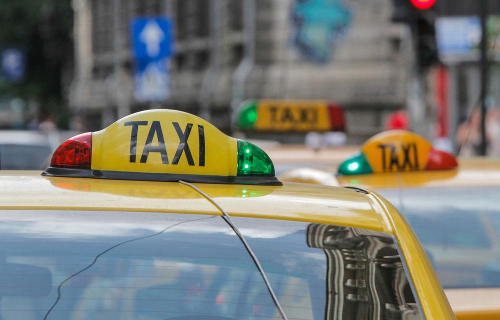 Proiect legislativ: taximetriștii ar putea primi autorizație și pentru autovehiculele cu până la 9 locuri - Poza 1