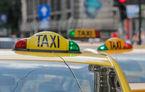 Proiect legislativ: taximetriștii ar putea primi autorizație și pentru autovehiculele cu până la 9 locuri