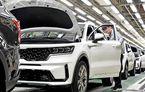 Kia a început producția pentru noua generație Sorento: primele exemplare Sorento Hybrid vor ajunge în Europa