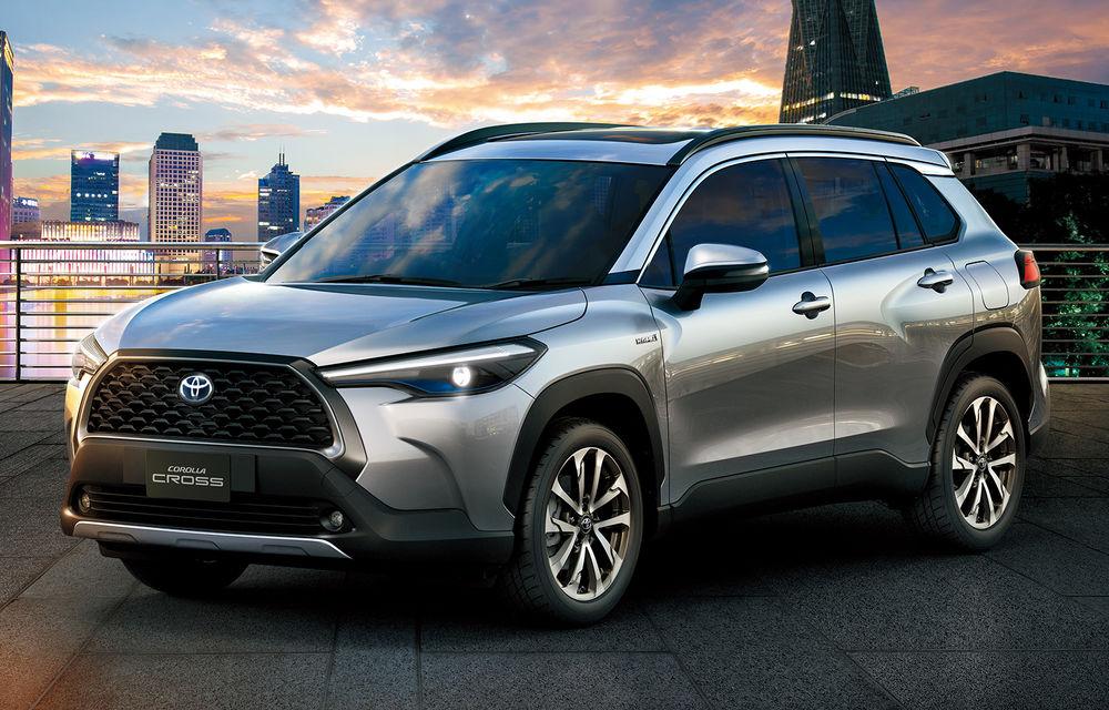 Toyota lansează noul Corolla Cross: SUV-ul a fost prezentat în Thailanda și este disponibil și în versiune hibrid cu 122 CP - Poza 1