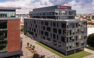 Bosch extinde centrul de inginerie din Cluj cu o nouă clădire pentru 500 de angajați: investiție totală de 30 de milioane de euro