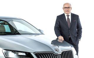 Grupul VW schimbă conducerea la Skoda: CEO-ul Bernhard Maier va părăsi compania după 5 ani