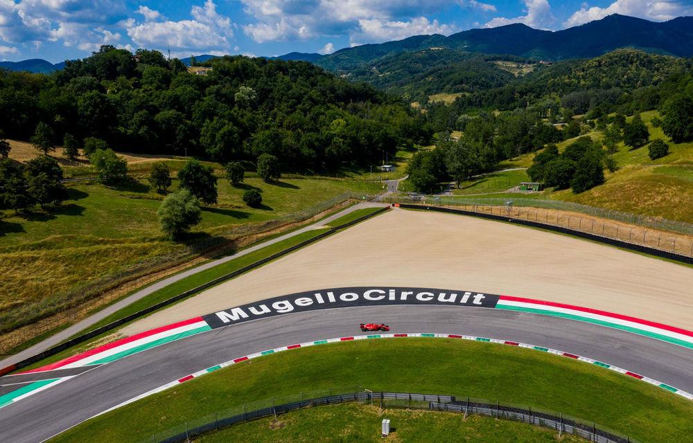Noutăți în calendarul Formulei 1: organizatorii anunță o etapă la Mugello și una la Sochi - Poza 1