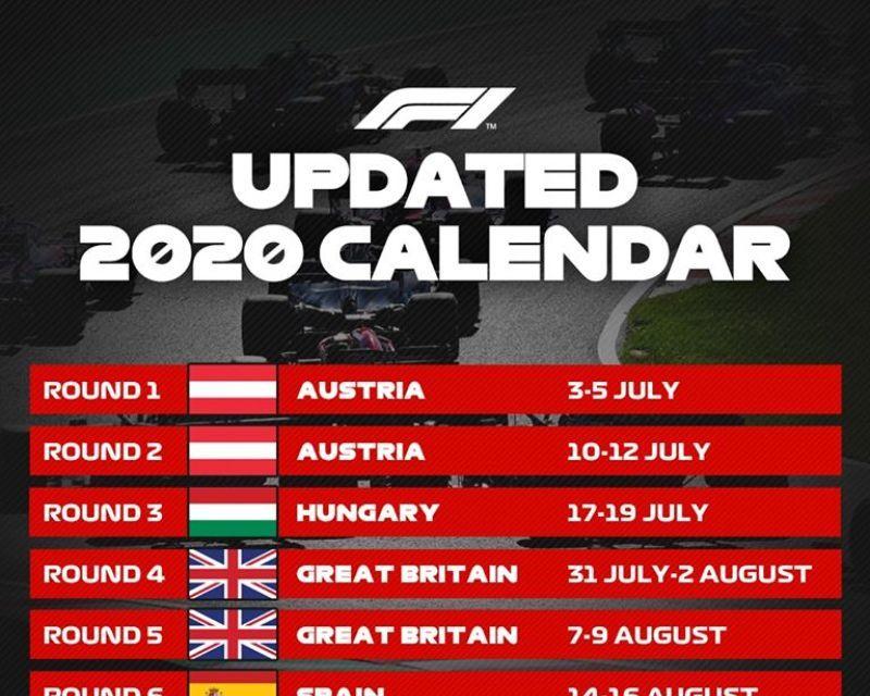 Noutăți în calendarul Formulei 1: organizatorii anunță o etapă la Mugello și una la Sochi - Poza 2