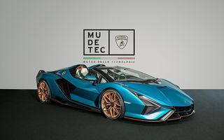 Muzeul Lamborghini și-a redeschis porțile: pe lista exponatelor se află și noul Sian Roadster