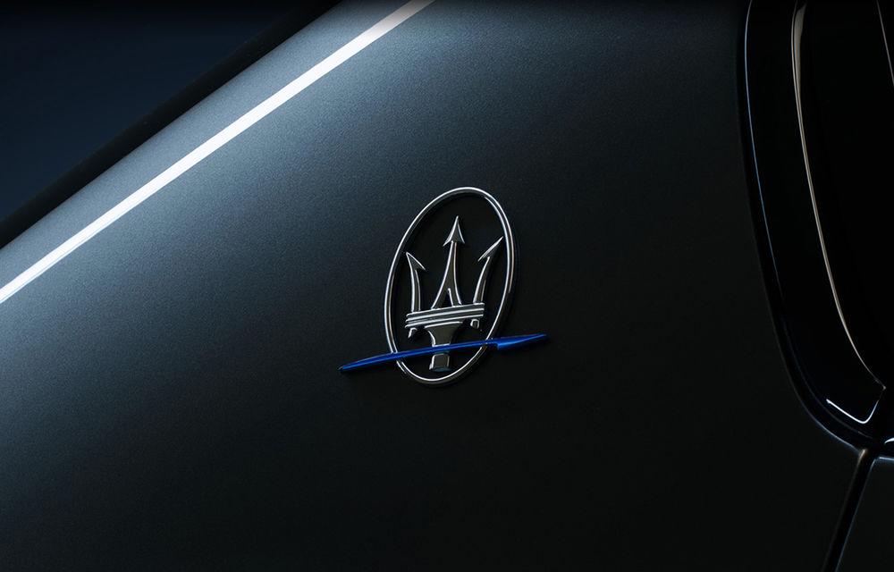 Update: Un nou teaser video cu viitorul Maserati Ghibli Hybrid: modelul italian va fi prezentat în 16 iulie - Poza 1